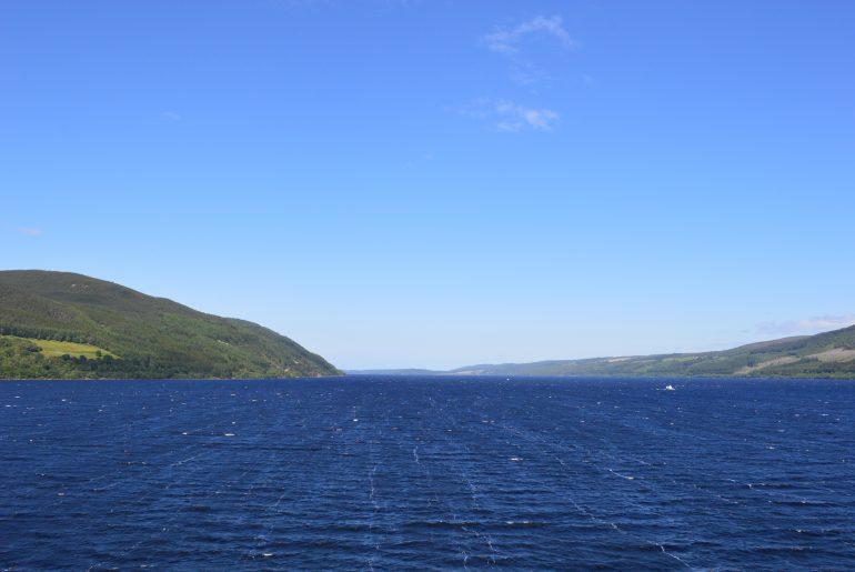 Bootsfahrt auf dem Loch Ness