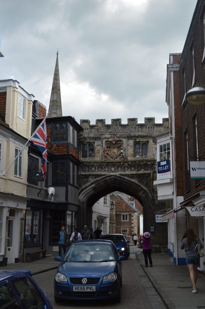 Stadttor in der High Street (Salisbury)