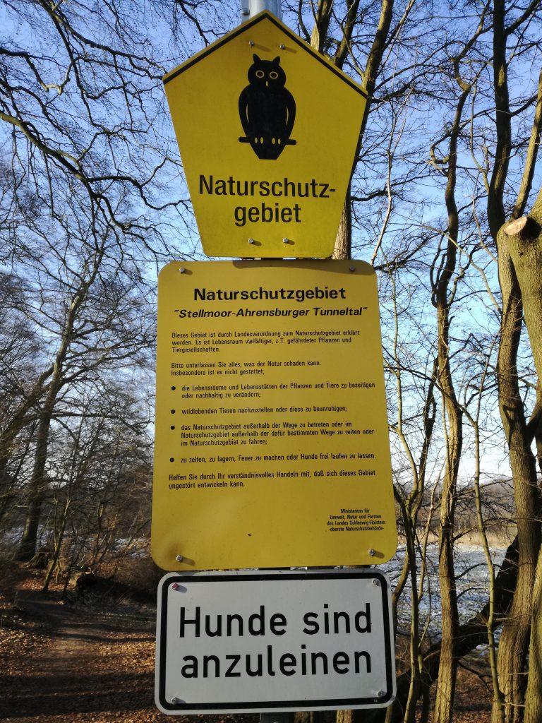 NSG Stellmoorer Tunneltal / Höltigbaum