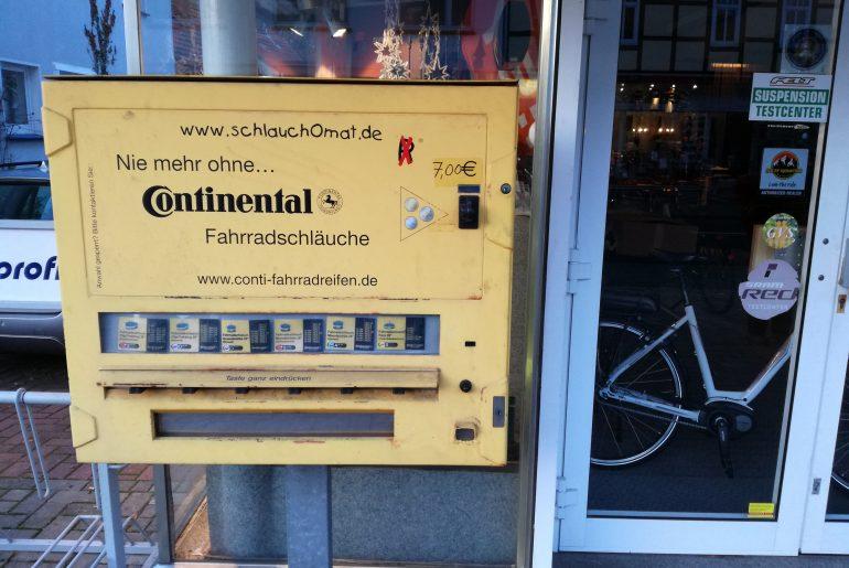 Continental Fahrradschlauch Automat