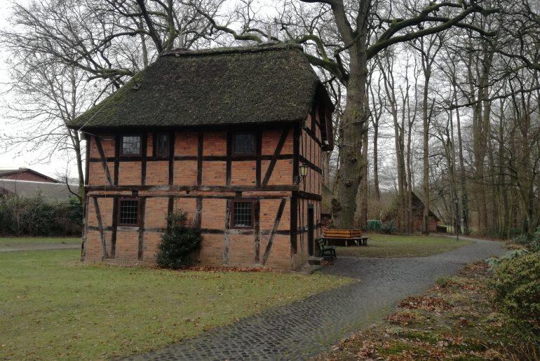 Meyerhof Gesindehaus