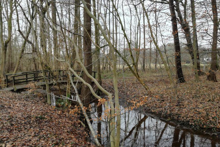 Brücke über die Beeke