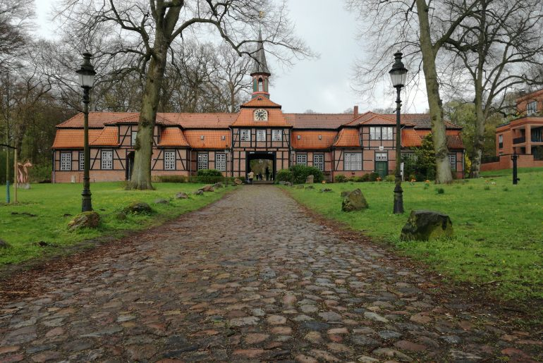 Torhaus der Gutsanlage Wellingsbüttel (Alstertal Museum)