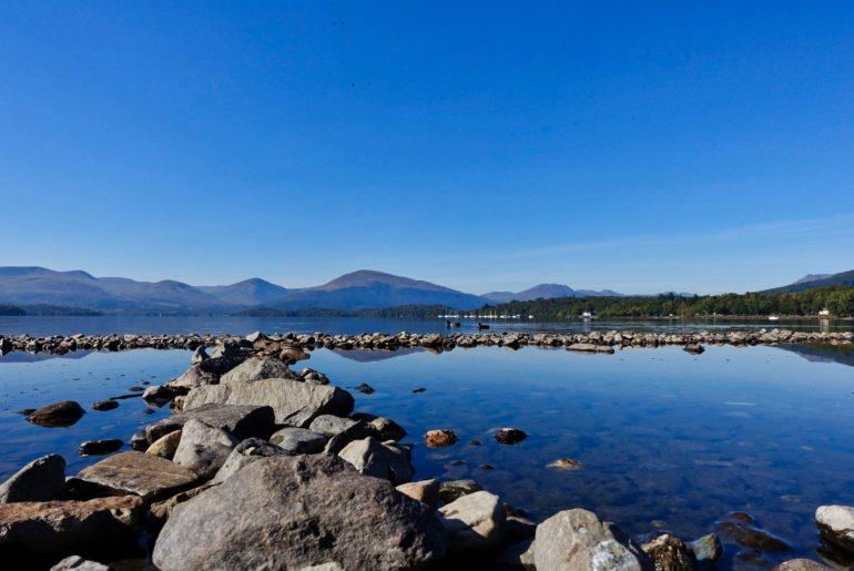 Loch Lomond in all seiner Pracht