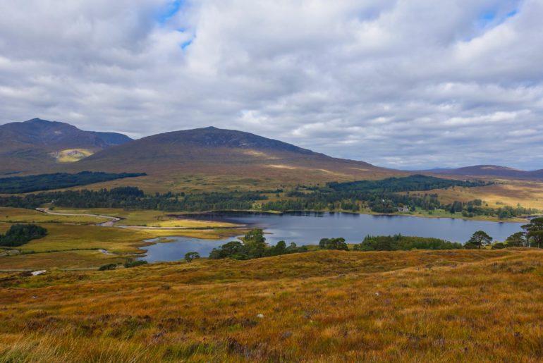 Loch Tulla...