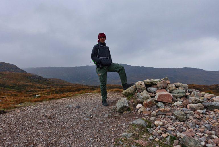 Devil's Staircase - höchster Punkt des West Highland Way