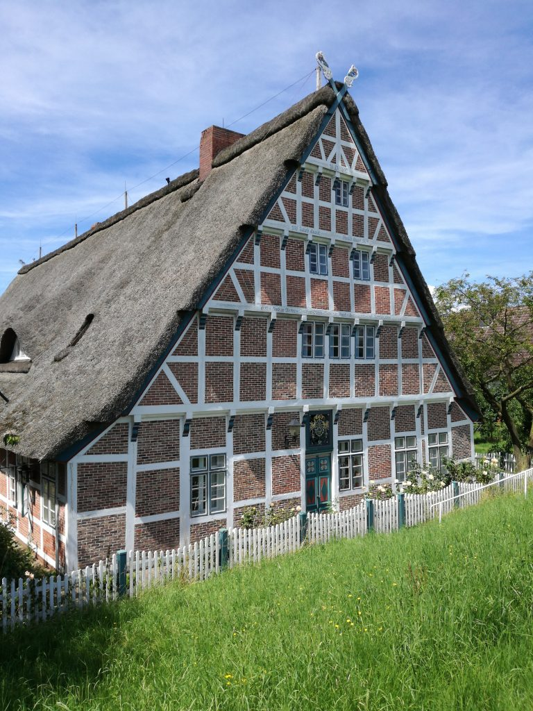 Fachwerkhaus in Königreich