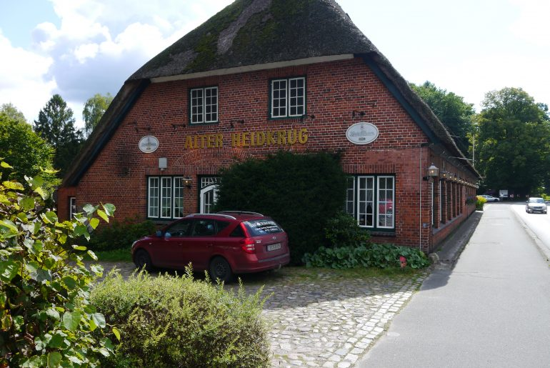 "Restaurant ""Alter Heidkrug"""