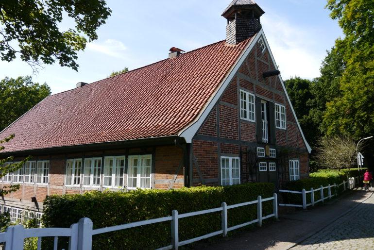 Die Kupfermühle in heutigem Antlitz