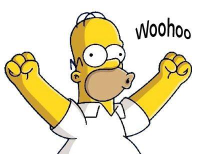 Homer Simpson Woohoo