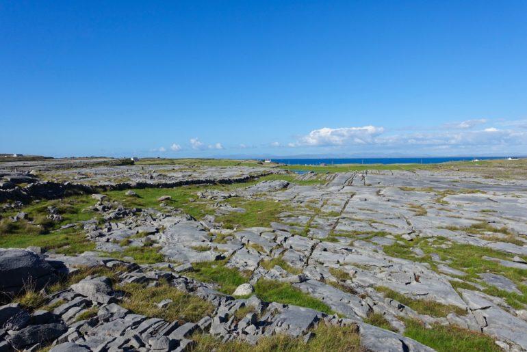 Landschaft ähnlich dem Burren