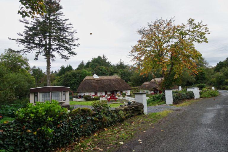 Wunderschönes Cottage hinter Oughterard