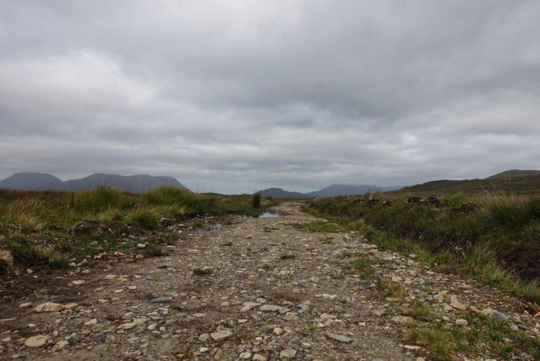 Ein Wanderweg wie er schöner nicht sein könnte...und deswegen Titelbild meines Blogs :-)