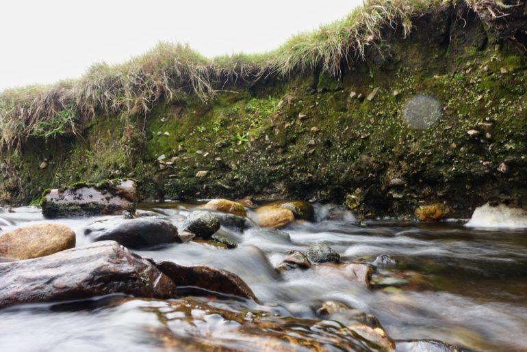 Zuflüsse des Lough Inagh